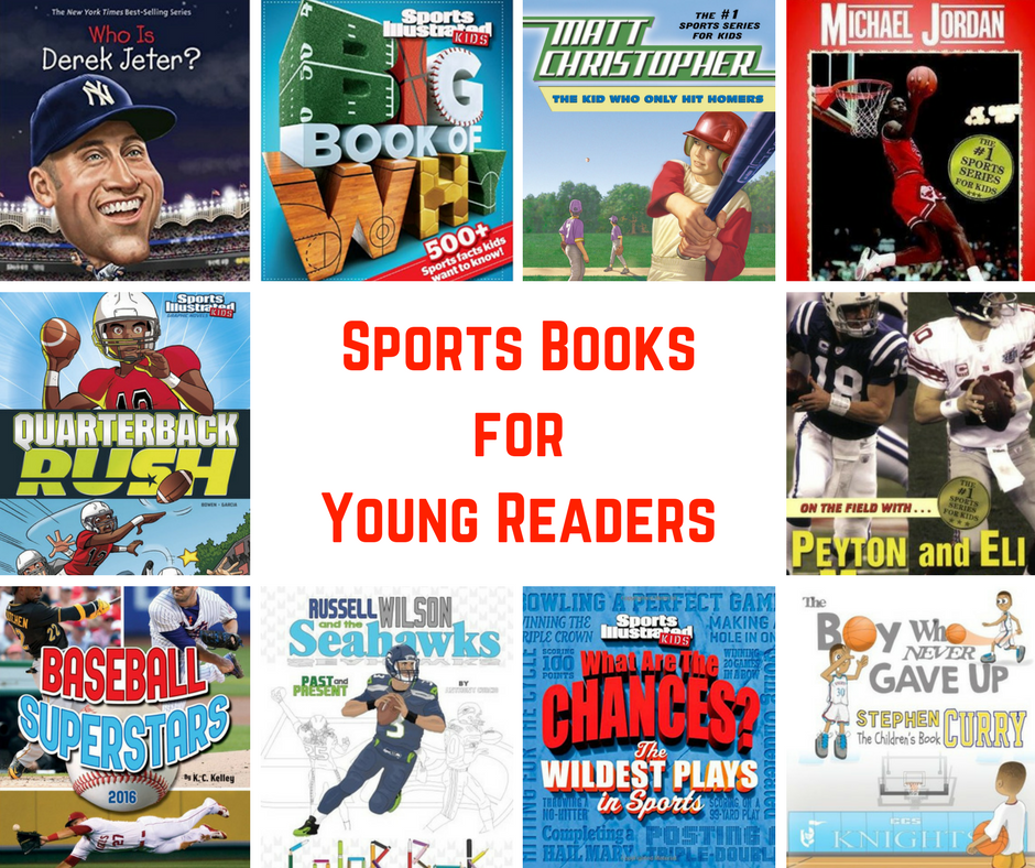 Sports Books for Young Readers