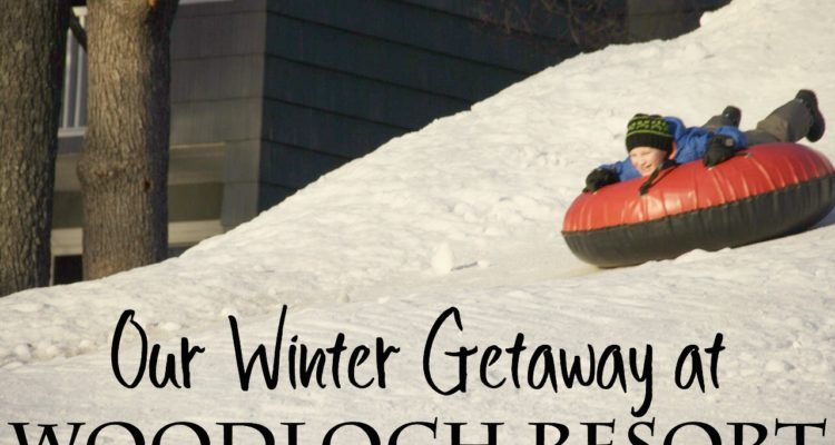Our Winter Getaway at Woodloch Resort