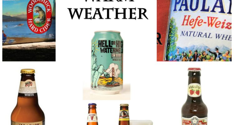 Friday Fresh Picks: 7 Must Try Beers for Warm Weather