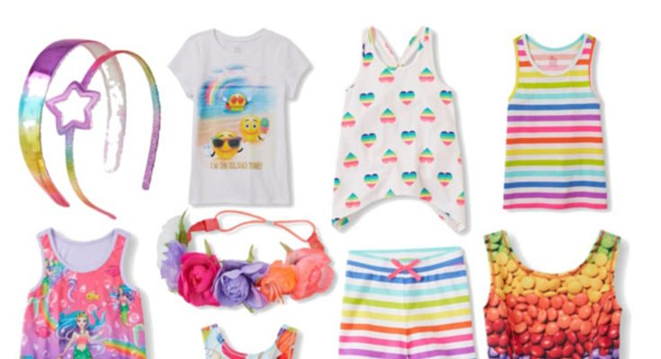 Summer Styles for Girls That Love RAINBOWS