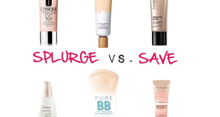 Friday Fresh Picks: Splurge vs. Save Foundations