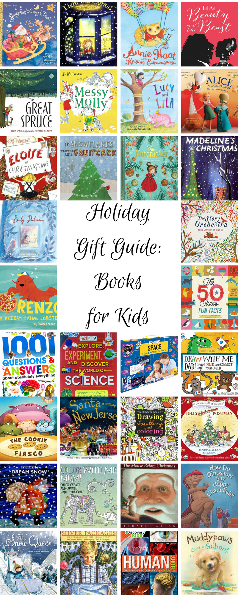 Holiday Gift Guide: Books for Kids