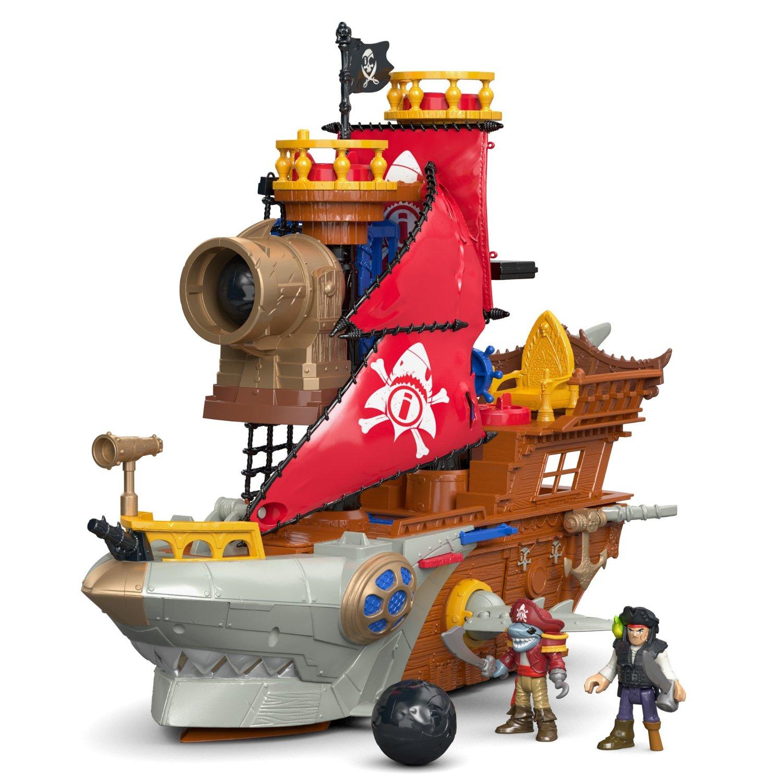 fisher-price-imaginext-shark-bite-pirate-ship