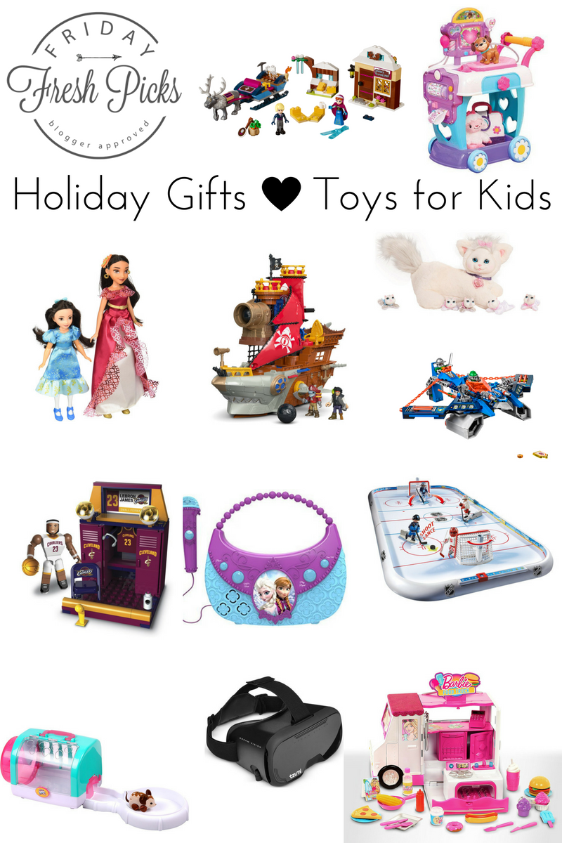 Holiday Gifts for Kids The Love Toys