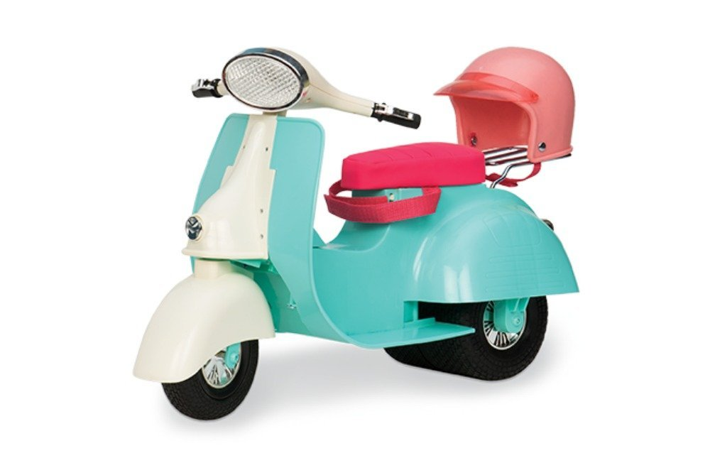 Our Generation Ride On Scooter