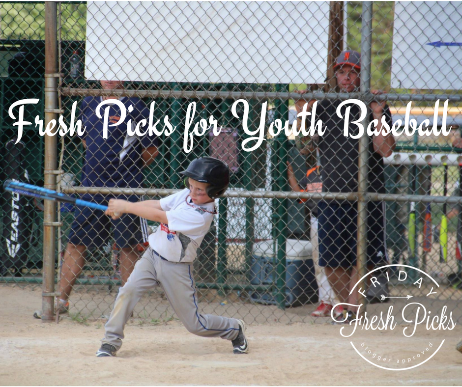 Fresh Picks for Youth Baseball