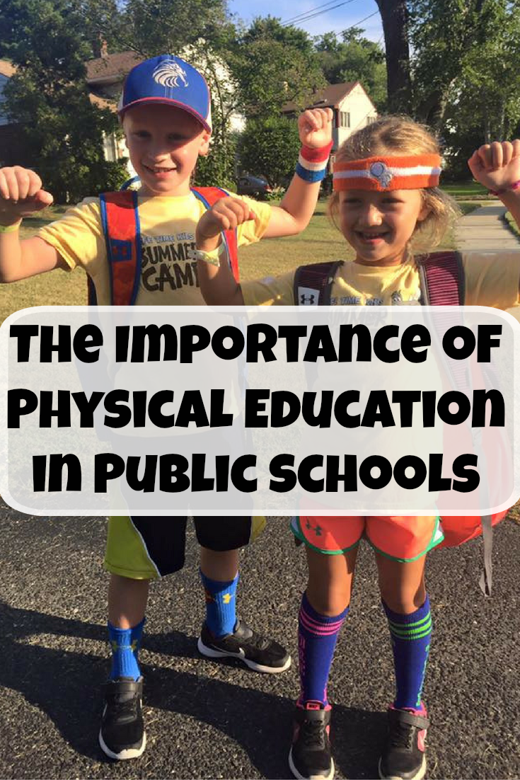 The Importance of Physical Education in Public Schools