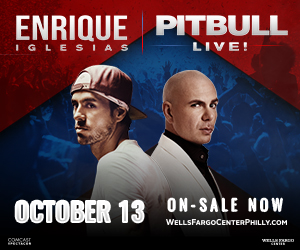 ENRIQUE IGLESIAS AND PITBULL SHARE THE STAGE {Enter TICKET GIVEAWAY}