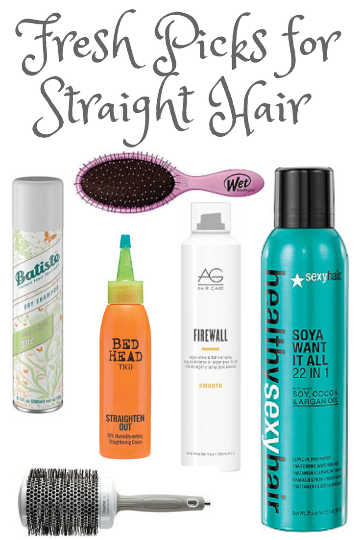Fresh Picks for Straight Hair