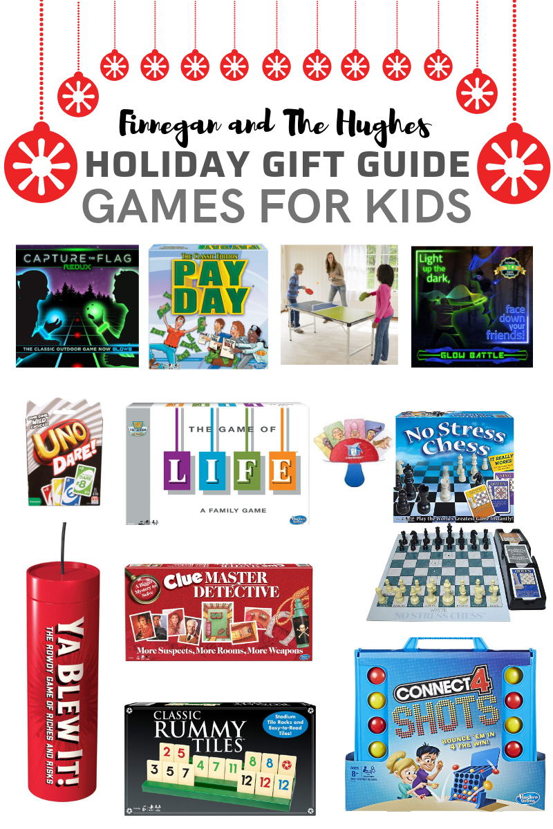 Holiday Gift Guide: Games for Kids