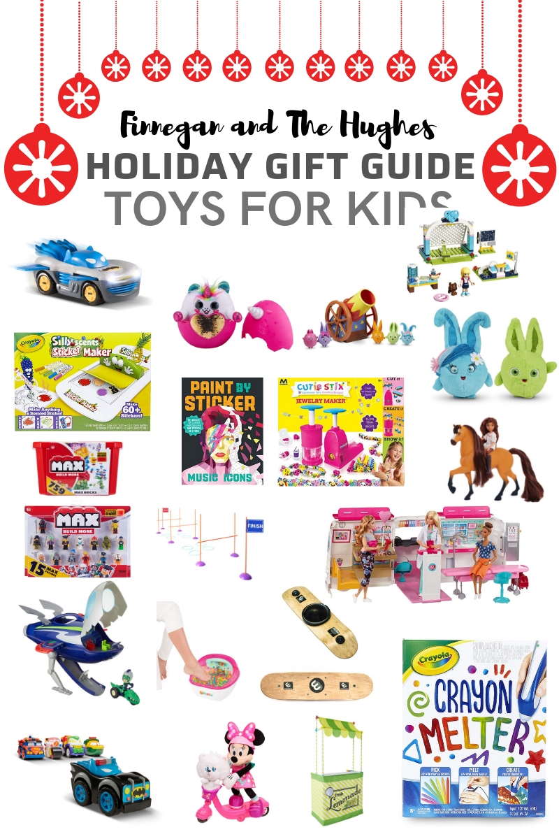 Holiday Gift Guide: Toys for Kids